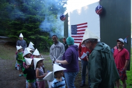 4th of July Jr Ranger Program