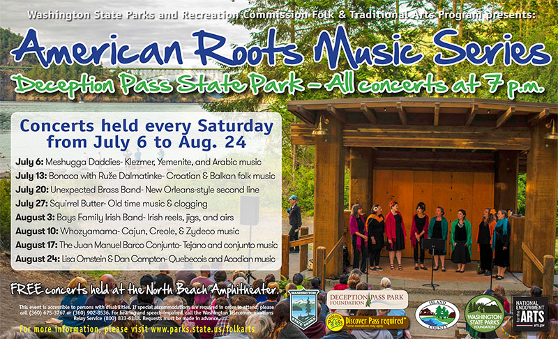 Join us for a FREE summer concert series